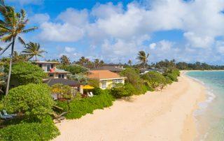 Half mile of beachfront